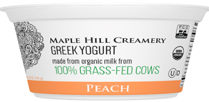 GRASS-FED MILK ORGANIC GREEK YOGURT