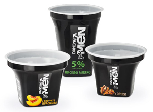 MEN'S YOGURT NOW AVAILABLE IN BULGARIA
