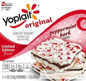 CONSUMERS CELEBRATE THE HOLIDAYS WITH NEW YOPLAIT LIMITED EDITION FLAVORS