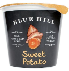 SWEET POTATO YOGURT JOINS OTHER VEGGIE FLAVORS