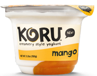 A NEW CONCEPT IN YOGHURT