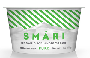 GRASS-FED, ORGANIC ICELANDIC YOGURT