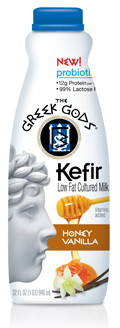 GREEK GODS GET KEFIR