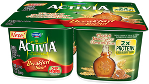 SAY GOOD MORNING WITH ACTIVIA