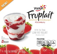 YOGURT WITH DOUBLE THE FRUIT