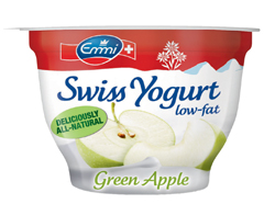 GREEN APPLE SWISS YOGURT