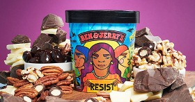 Ben & Jerry's Resist