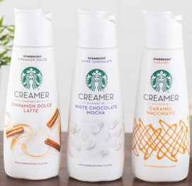 Milk, Flavored Milk and Creamer