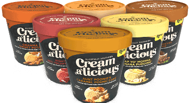 Frozen Desserts Ice Cream Fro Yo And Novelties